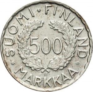Finlandia, 500 marek 1951 H, Olimpiada w Helsinkach