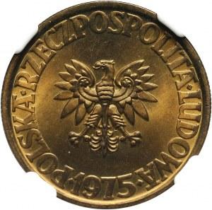 PRL, 5 złotych 1975