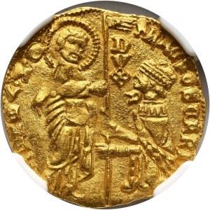 Włochy, Wenecja, Francesco Foscari 1423-1457, cekin