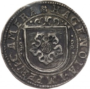 Francja, Alzacja, Hagenau, dicken bez daty (ok. 1610-1620)