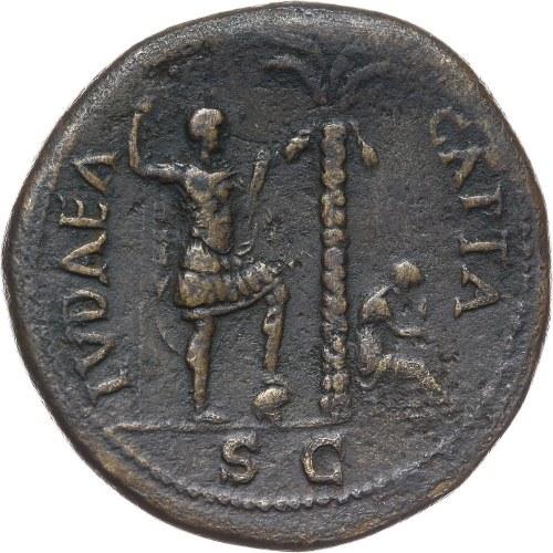 Cesarstwo Rzymskie, Wespazjan 69-79, sesterc, Rzym