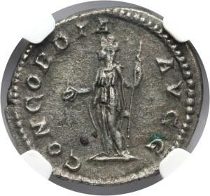 Cesarstwo Rzymskie, Plautilla 202-205, denar, Rzym