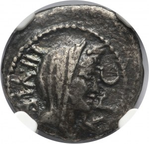 Roman Empire, Mark Antony and Octavian, 39 BC, Gaul