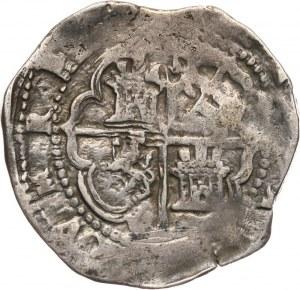 Hiszpania, Filip II (1556-1598), 4 reale, Toledo