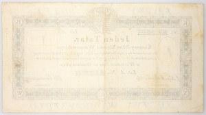 Księstwo Warszawskie, 1 talar 1.12.1810