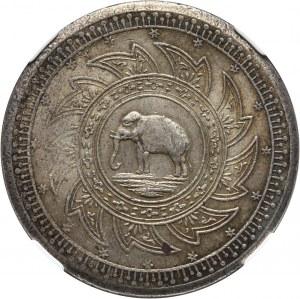 Tajlandia, Rama IV 1851-1868, 2 bahty bez daty (1863)