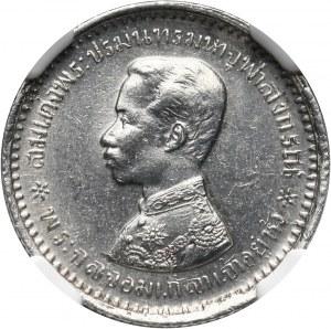 Tajlandia, Rama V 1868-1910, 1/4 baht (salung) bez daty (1876-1900)