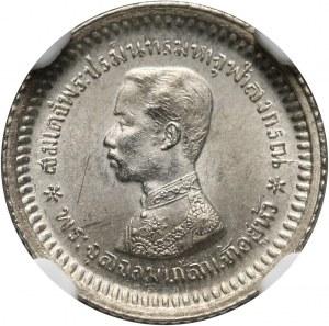 Tajlandia, Rama V 1868-1910, 1/8 baht (1 fuang) bez daty (1876-1900)
