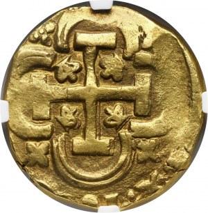 Hiszpania, Karol II, 8 escudos (1666-1699) M, Sewilla