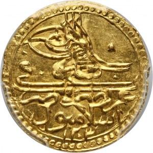Turcja, Selim III, Zeri Mahbub AH 1203/13 (1801)
