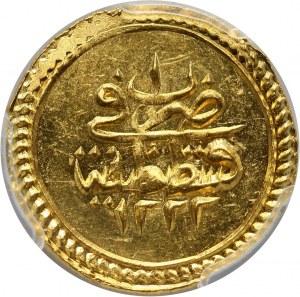 Turcja, Mustafa IV, Altin AH 1222/1 (1807)