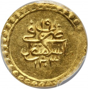 Turcja, Selim III, Altin AH 1203/19 (1807)