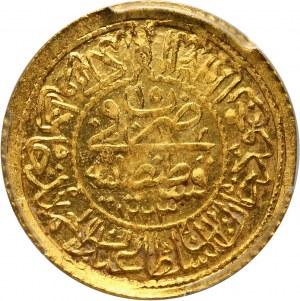 Turcja, Mahmud II, Rumi Altin AH 1223/10 (1818)