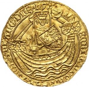 Wielka Brytania, Henryk VI (1422-1461), noble, Londyn