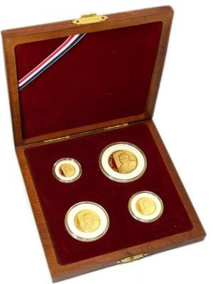 PRL, zestaw złotych monet z 1989 roku, Jan Paweł II