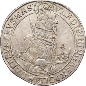 Władysław IV Waza, talar 1633, Bydgoszcz