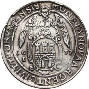 Władysław IV Waza, talar 1637, Toruń