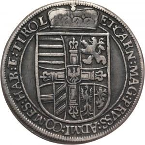 Austria, arcyksiążę Maksymilian III, talar 1616, Hall