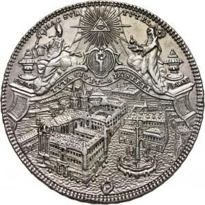 Niemcy, Eichstätt, Sede Vacante, talar 1781, Norymberga