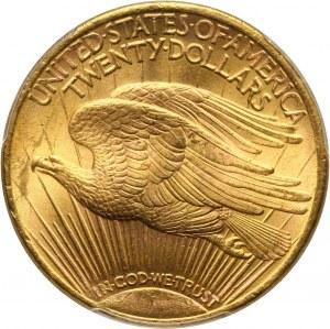 Stany Zjednoczone Ameryki, 20 dolarów 1911 S, San Francisco
