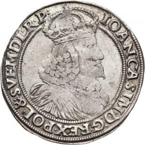 Jan II Kazimierz, ort 1652, Poznań