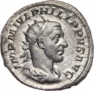 Cesarstwo Rzymskie, Filip I Arab 244-249, antoninian, Rzym