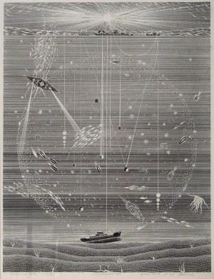 Henryk Płóciennik (Ur. 1933), Wydobywanie statku, 1971