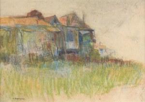 Artur Markowicz (1872-1934), Domy na skraju miasta