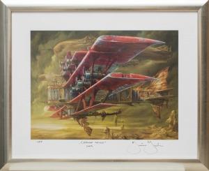 Jarosław Jaśnikowski (1976), Czerwony samolot, 2009