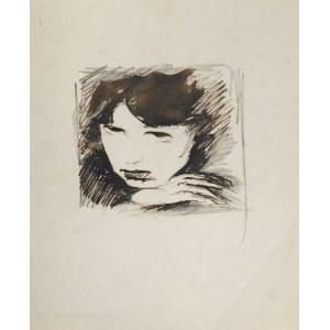 Tadeusz WAŚKOWSKI (1883-1960), Portret kobiety