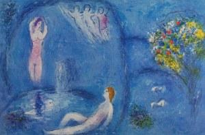 Marc CHAGALL (1887-1985) - według, Daphnis and Chloe