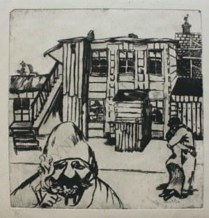 Henoch Barciński (1896-1941), Dom rodzinny
