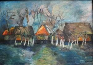 Henryk Cytryn (1911-1941), Wioska