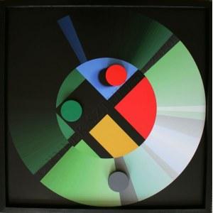 Radosław Sowiak, Warcaby z Mondrianem