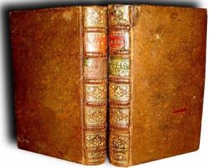 Les AVANTURES de TELEMAQUE Fils d'ULYSSE wyd.1755r. [PRZYGODY TELEMACHA, SYNA ULISSESA]
