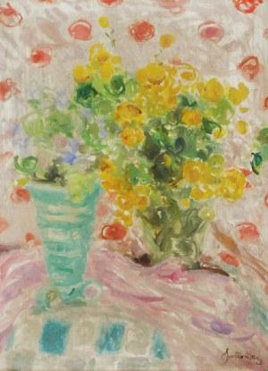 Mieszko JABŁOŃSKI (1892-1965), Kwiaty