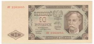 10 złotych 1948 -AY-