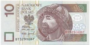 10 złotych 1994 -BT-