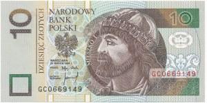 10 złotych 1994 -GC-