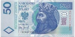 50 złotych 1994 -AY-