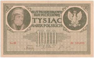 1.000 marek 1919 -H-
