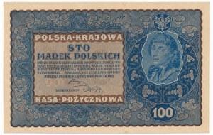 100 marek 1919 - IJ Serja X