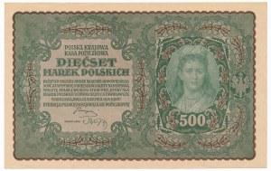 500 marek 1919 - I Serja BG