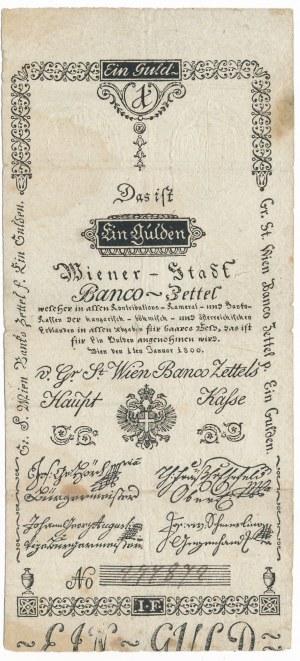 Austria 1 gulden 1800