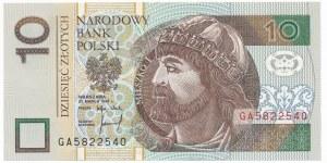 10 złotych 1994 -GA-