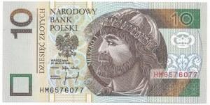 10 złotych 1994 -HM-