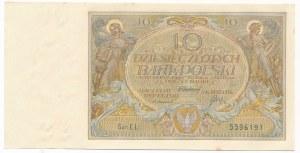 10 złotych 1929 -EŁ-