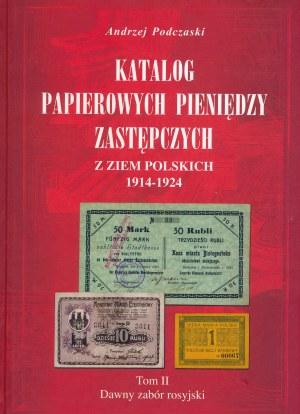 Podczaski Andrzej - Dawny zabór rosyjski Tom II