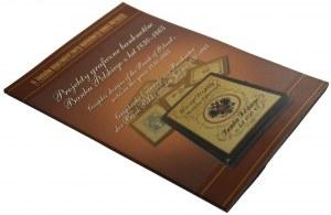 NBP Projekty graficzne banknotów 1830-1865