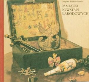 Pamiątki Powstań Narodowych, Kieniewiczowa, Warszawa 1988